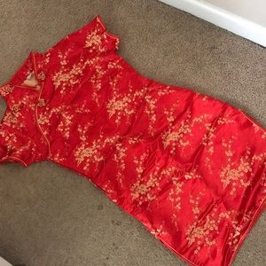 Chinese Dress worn ONCE